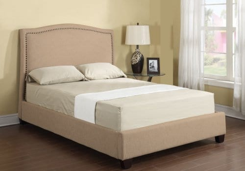 Abigail Upholstered Bed Frame Mattress Warehouse Usa Portland
