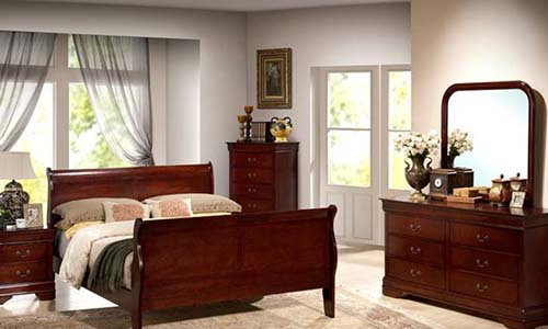 Bedroom Collection 8933 Bed Frames