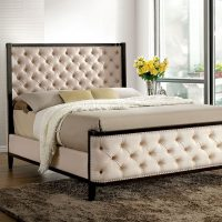 CHANELLE CM7210 Bed Frame by Furniture of America