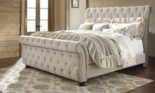 Ashley Willenburg B643 Sleigh Bed Frame Mattress Warehouse Usa